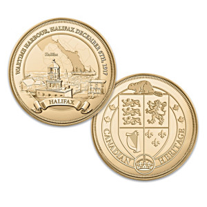 The Halifax Explosion Commemorative Proof Coin