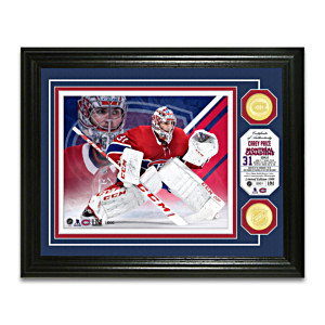 Carey Price Canadiens® Photo Mint
