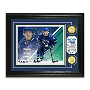 Brock Boeser Canucks® Photo Mint