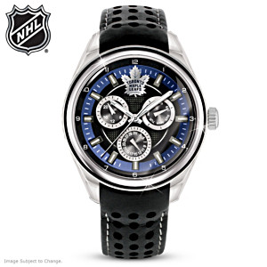 Toronto Maple Leafs® Men's Chronograph Watch