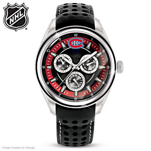Montreal Canadiens® Men's Chronograph Watch