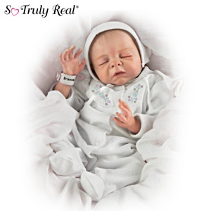 "Denise Farmer ""Newborn World Of Wonder"" Lifelike Baby Dolls"