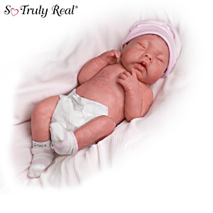 "Tinneke ""Quintessential Joy"" Lifelike Baby Dolls"