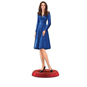 Catherine, Duchess Of Cambridge Fashion Figurine Collection