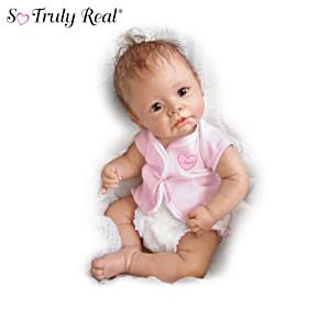 Lifelike Baby Girl Doll Collection