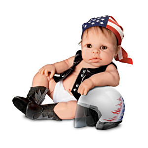 Sherry Rawn Biker Babies Doll Collection