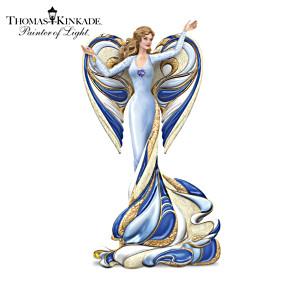 "Thomas Kinkade ""Angel Of Splendour"" Figurine Collection"