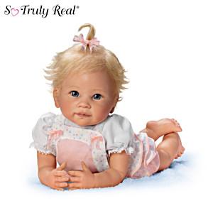 Linda Murray Creatively Poseable Lifelike Baby Dolls