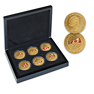 """Ode Of Remembrance"" World War I Commemorative Coins"