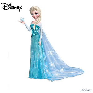 Disney FROZEN Singing Doll Collection