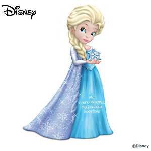 Disney Characters Figurine Collection For Granddaughters