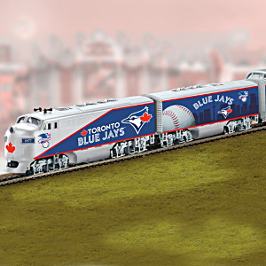 """Toronto Blue Jays Express"" Train Collection"