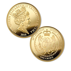 Queen Elizabeth II Coin Collection Honours Her 90th Birthday