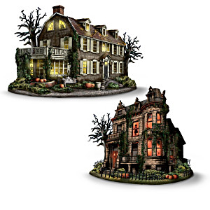"""America's Most Haunted"" Illuminated Village Collection"