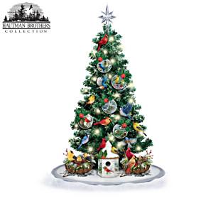 James Hautman Songbird Christmas Tree Collection