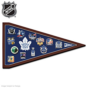 Toronto Maple Leafs® Championship Pin Collection