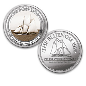 Bluenose Centennial Tribute Proofs - 50% Off First Issue