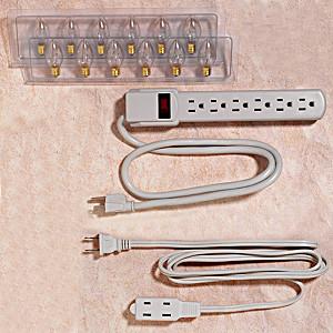 Village Accessories 3-Piece Electrical Set