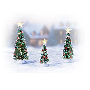 Christmas Tree Accessory Figurine Set