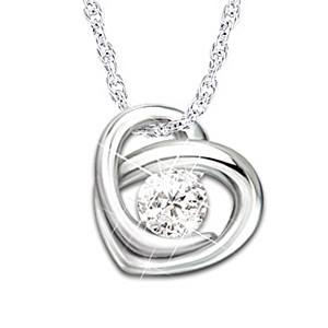 Precious As A Diamond Pendant Necklace For Daughter