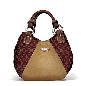 "Alfred Durante ""Richmond"" Signature Designer Handbag"