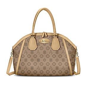 Alfred Durante Riviera Handbag With Removable Shoulder Strap