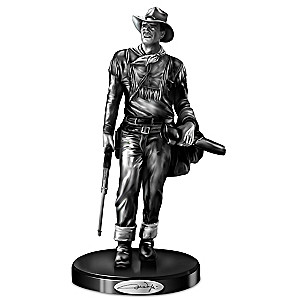 """John Wayne The American Legend"" Sculpture"