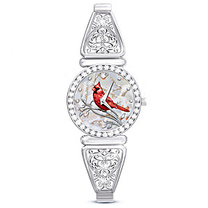 """""""Messenger From Heaven"""" Women's Remembrance Watch"""