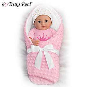 """So Truly Real """"My Little Princess"""" Lifelike Baby Doll"""