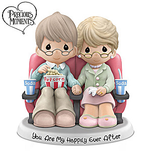 """Precious Moments """"You Are My Happily Ever After"""" Figurine"""