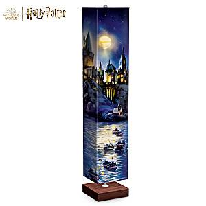 "HARRY POTTER ""Magic Of Hogwarts"" Four-Sided Floor Lamp"