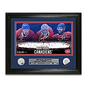 Montreal Canadiens® Team Force Photo Mint