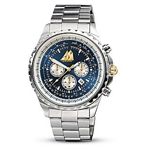 The Bluenose 100th Anniversary Chronograph Watch