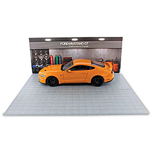 1:18-Scale 2019 Ford Mustang GT Customizable Diecast Car