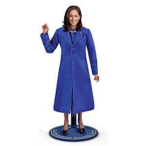 Vice President Kamala Harris Commemorative Talking Doll