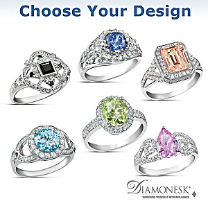 The Women Of The Crown Diamonesk Ring: Choose From 6 Designs