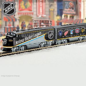 """NHL® Original Six™ Express"" Train Collection"