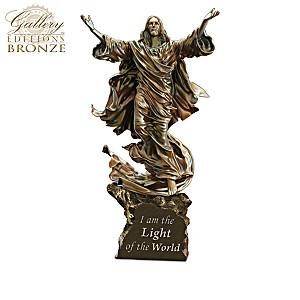 """Light Of The World"" Illuminated Sculpture Collection"