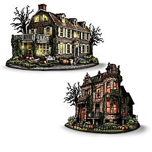 """America's Most Haunted"" Illuminated Village Collection"