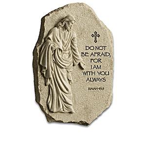 """Cornerstones Of Faith"" Inspirational Plaque Collection"