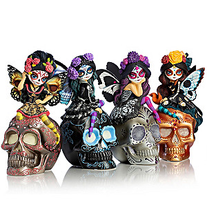 Jasmine Becket-Griffith Glow-In-The-Dark Fairy Collection