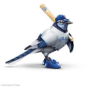 Toronto Blue Jays Hand-Cast Bird Figurine Collection