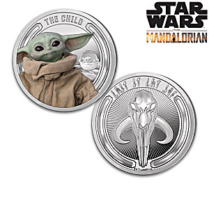STAR WARS The Mandalorian Proof Collection With Display Box