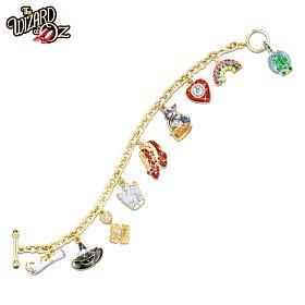 Over The Rainbow Charm Bracelet