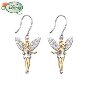 Tinker Bell Believe Earrings