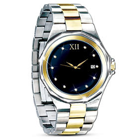 Timeless Love Men's Watch