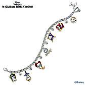 Tim Burton's The Nightmare Before Christmas Charm Bracelet