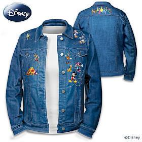 The Magic Of Disney Denim Jacket