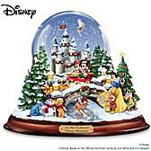 An Old Fashioned Disney Christmas Snowglobe