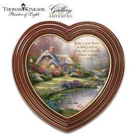 Thomas Kinkade Home Sweet Home Wall Decor